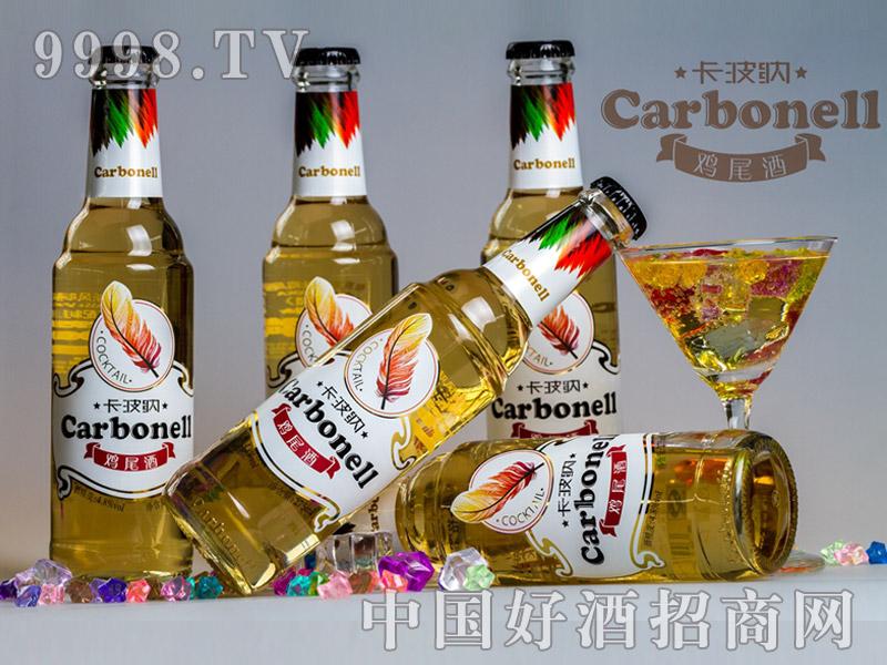 卡波纳鸡尾酒青春版格瓦斯4.8度