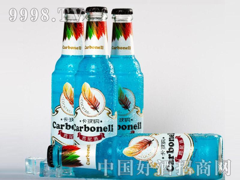 卡波纳青春版蓝莓预调酒鸡尾酒4.8度