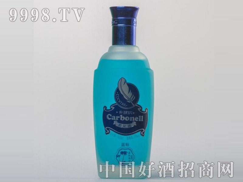 卡波纳商务版蓝标鸡尾酒29度