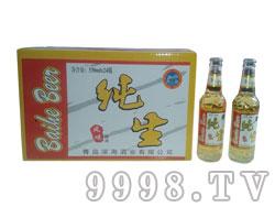 纯生风味啤酒-330ml