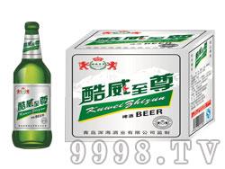 酷威至尊-330ml绿瓶