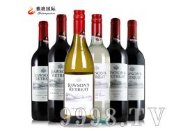 奔富洛神山庄1家族组合红酒 2013年