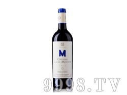 十字木桐古堡干红葡萄酒 2012年