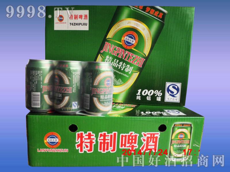 特制啤酒320ML4包6罐