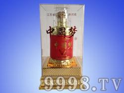中国梦红宝石52度500ml