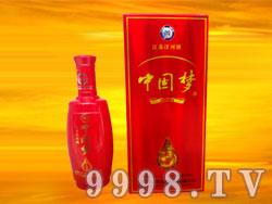 中国梦-红淡雅