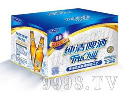 金典纯清啤酒330ML