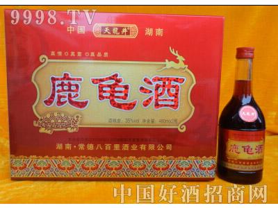 鹿龟酒35度