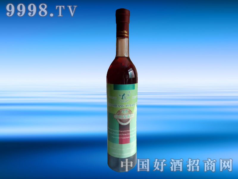 A级东方威竹叶青梅酒