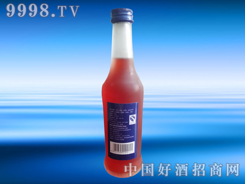 东方威冰爽杨梅酒(反)