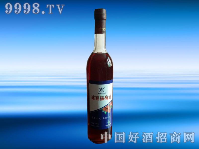东方威冰爽杨梅酒750ml