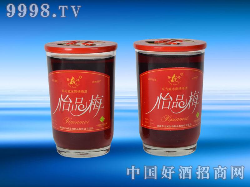 东方威怡品梅杯装杨梅酒150ml(正)