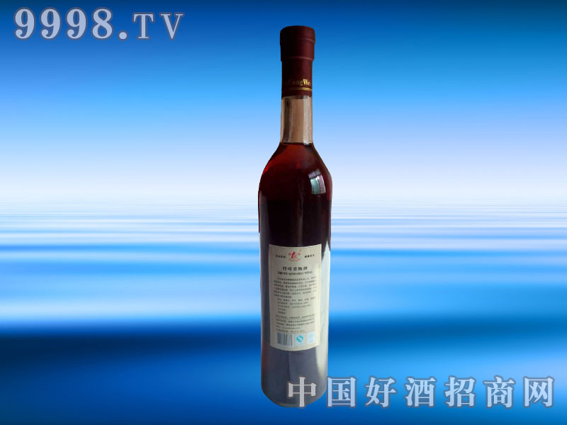 东方威竹叶青梅酒