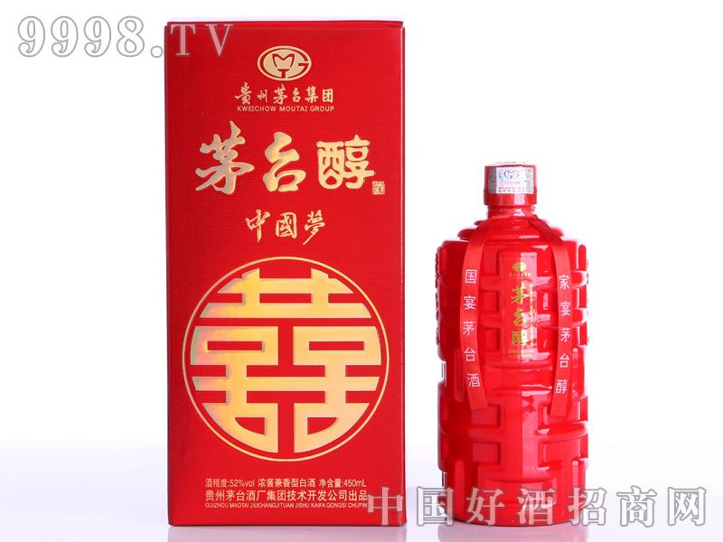 茅台醇中国梦喜 零售价格¥128.00