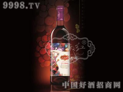 云南红全汁干红葡萄酒