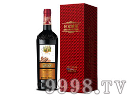 拉索城堡赤霞珠葡萄酒(河岸小产区)