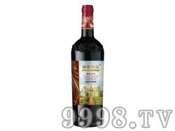 拉索城堡赤霞珠干红葡萄酒(梯田小产区新标)