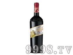 拉索城堡赤霞珠干红葡萄酒(丘陵小产区)