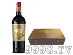 拉索城堡3级庄赤霞珠干红葡萄酒