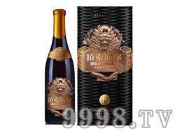 拉索城堡赤霞珠干红葡萄酒2009