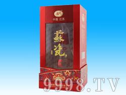 苏瓷红水晶