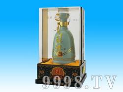 青玉瓷洞藏酒60