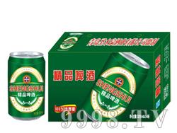 精品啤酒320mlx24听