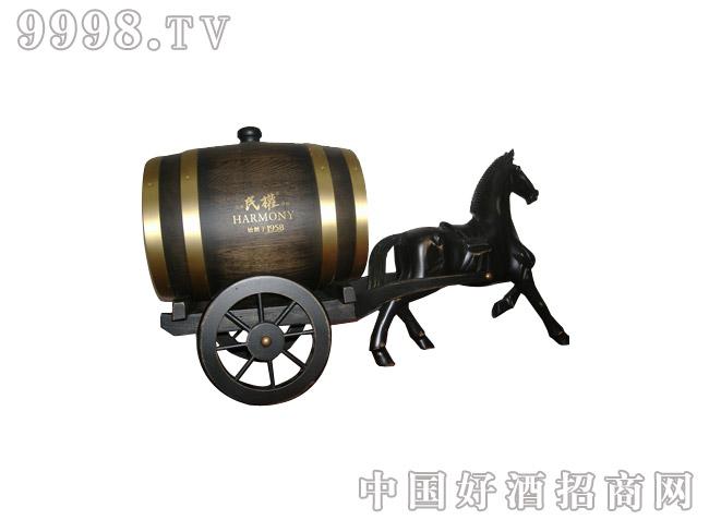 民权牌马拉车橡木桶-红酒招商信息