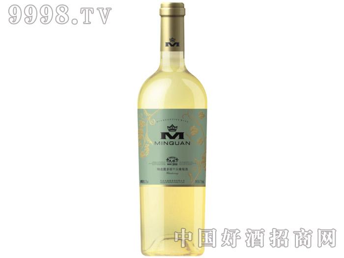 民权特选霞多丽干白葡萄酒-红酒招商信息