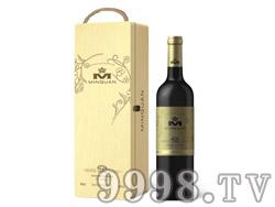 民权优选赤霞珠干红葡萄酒(礼盒)