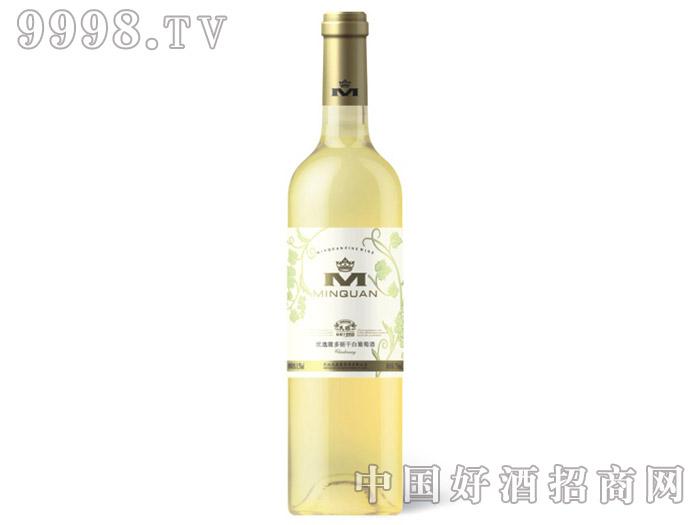 民权优选霞多丽干白葡萄酒-红酒招商信息