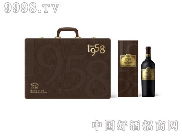 民权臻品1958四支礼盒750ml-红酒招商信息