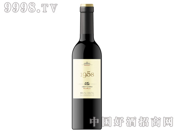 民权1958干红葡萄酒(375ml)-红酒招商信息