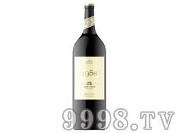 民权1958干红葡萄酒3L