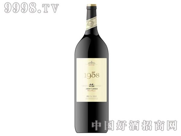 民权1958干红葡萄酒3L-红酒招商信息