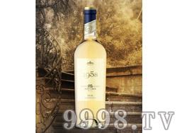 民权1958干白葡萄酒