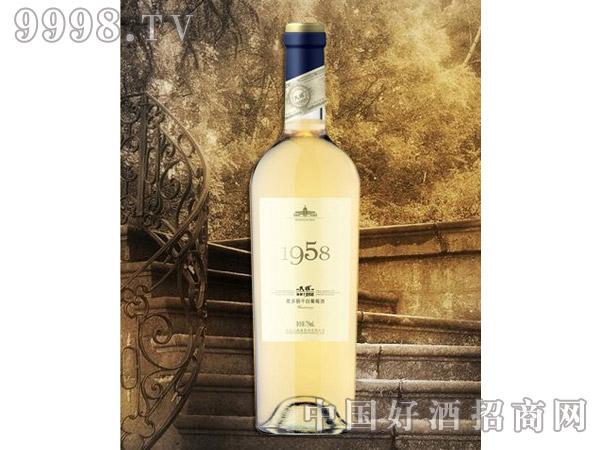 民权1958干白葡萄酒-红酒招商信息