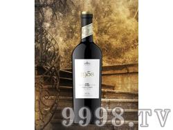 民权1958干红葡萄酒
