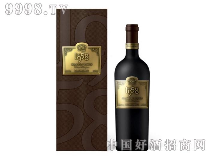 民权臻品1958赤霞珠干红-红酒招商信息