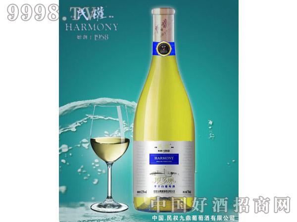 民权霞多丽半干白葡萄酒-红酒招商信息
