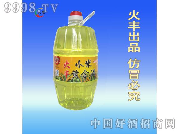 4L小米黄金酒