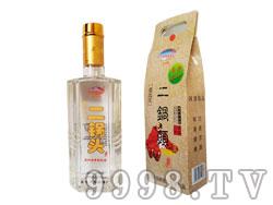 卢沟桥老北京二锅头酒(内赠茶叶)