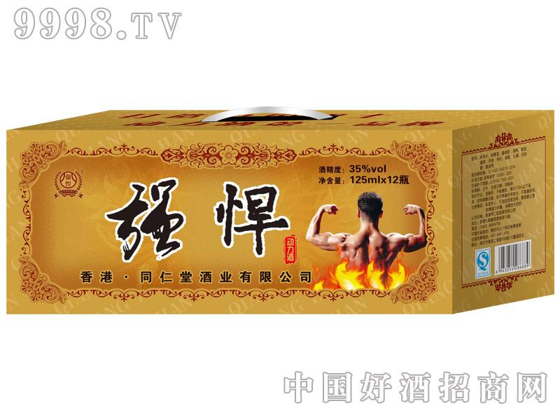 强悍动力酒125ml(手提)
