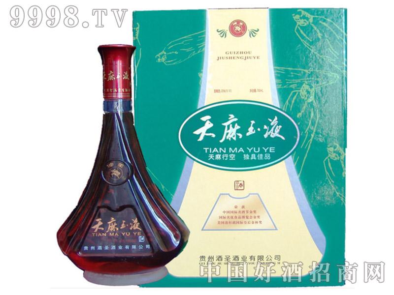 天麻玉液颐年春天麻酒23°700ml-白酒类信息