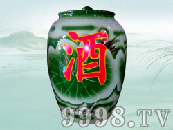荒草地牌100斤坛