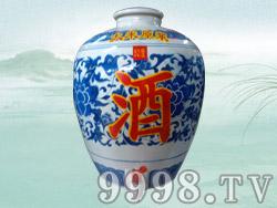 荒草地散酒52度(50斤坛)