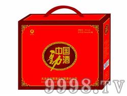 中国励酒580mlx2礼盒