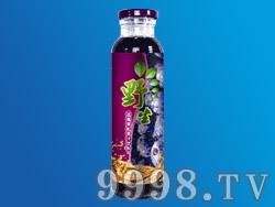 野生蓝莓果汁