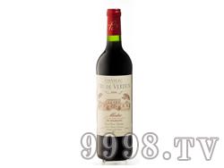 凡尔顿古堡干红葡萄酒