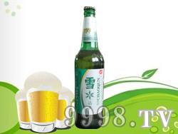 赛雪清爽啤酒
